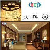 Shenzhen 220V 110V 50 contadores de tira flexible de ETL 5050 LED