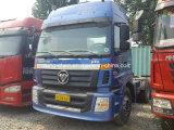 Verwendeter Foton Auman Etx Traktor-LKW des Foton LKW-Traktors
