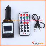 Émetteur émetteur FM à piles de vidéo d'émetteur de fréquence ultra-haute d'amplificateur