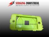 Capa de plástico usinada personalizada CNC Rapid Prototype OEM
