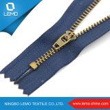 Zipper Chain longo Rolls do metal do produto da fábrica do Zipper