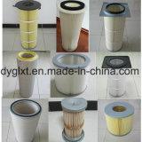 Non incollare il poliestere dell'acqua per la cartuccia di filtro