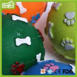 Игрушка шариков еды утечки любимчика голоса собаки любимчика странная