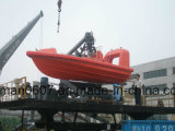 reddingsboot van de Glasvezel van 7.5m China de Mariene Open, Solas de Boot van de Redding