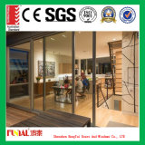 Porte coulissante Extrêmement grande ouverture avec haute qualité