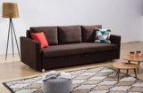 Art-grosses Größe drei Seater Sofa-Bett Anheben-Zeichnen