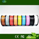 最もよい3Dプリンター物質的なPLAのフィラメント1.75mmオレンジカラー