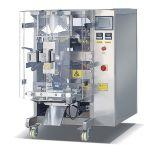 Grosser Schuppen-volumetrischer Cup-Kaffee-vertikale Verpackungsmaschine mit rückseitiger Dichtung