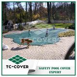 Couvertures de piscine de maille de l'hiver de pp