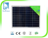 poly panneau solaire 50W (GP050PA)