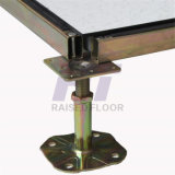 pavimento alzato HPL antistatico di 600*600*35mm con il testo fisso integrale del bordo (un bordo smussato da 45 gradi)