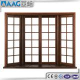 ألومنيوم/ألومنيوم أبواب ونافذة بما أنّ زبونة تصميم