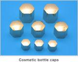 자동적인 UV 살포 Line/UV 페인트 화장품을%s 금속을 입히는 살포 기계 UV 코팅은 ABS/PP 물자 플라스틱 자외선 살포 기계를 캡핑한다
