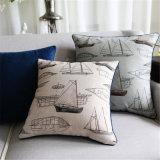 Ammortizzatori esterni dei cuscini stampati tela del cotone per la decorazione