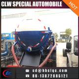 Abwasser-Fahrzeug-Vakuumbecken der China-gutes Verkaufs-8m3 10m3