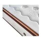 Rollable comprima el colchón de la espuma de la memoria de bambú