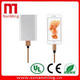 Applicabile al cavo di carico di sincronizzazione di dati di nylon del USB di iPhone del iPod del iPad