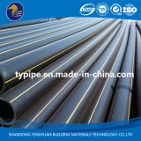 Труба HDPE газа диаметра полного диапасона пластичная