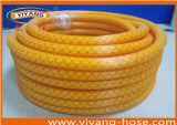 Tipo di tessitura agricolo tubo flessibile ad alta pressione dello spruzzo del PVC, tubo flessibile dell'antiparassitario