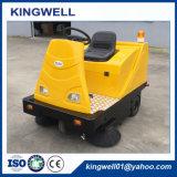 充電器(KW-1360)が付いている電気掃除人の道掃除人機械