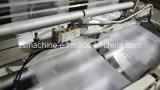 Bolso de alta velocidad del chaleco del corte caliente que hace la máquina