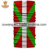 Écharpe de tube estampée par polyester magique de Microfiber de mode