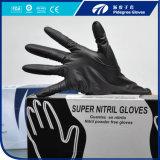 Buntes Nitril-Handschuhe Dispsoable Puder geben frei