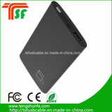 Batería de la potencia, cargador de batería móvil delgado portable de la aleación de aluminio