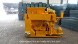 Qtm6-25機械ペーバーの煉瓦機械を作る移動式セメントの空のブロック