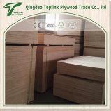 madera contrachapada ordinaria del espesor de 6m m uno o dos calientes reclamados muebles o empaquetar