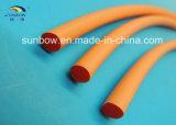 새로운 에너지 산업을%s 주황색 색깔 프레임 저항 PE 열 수축 관