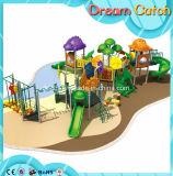 屋外の演劇のゲームの海賊船シリーズ子供の屋外の運動場のスライド