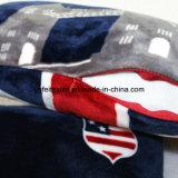 2016 спрятанных застежок -молний закрыла заполненную шелком подушку детей софы декоративную