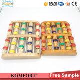 Productos de belleza Cuidado de la piel Equipo de masaje de pie de madera Roller