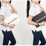Bolsa retro coreana do iPad de três sacos de Tote do papel de embalagem Da dobra das cores (A089)