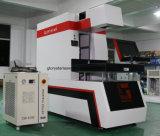Grande máquina dinâmica da marcação do laser da escala 3D para a tela das calças de brim