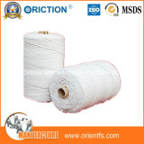 Hilado refractario de la fibra de cerámica del aislante de la alta calidad
