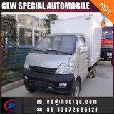 De Bestelwagen van het Vervoer van het Vlees van de Vrachtwagen van de Container van de Ijskast van de Verkoop van de fabriek 1.5t