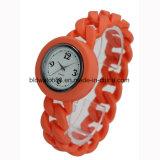 Het Horloge van de Gelei van het Silicone van populaire Kinderen voor Jonge geitjes