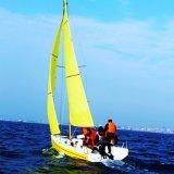 Новая яхта сделанный Китай Sailing стеклоткани конструкции 2017