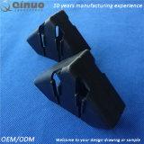Beschermer van de Hoek van het Meubilair van het Ontwerp Zwarte pp van Qinuo de Nieuwe Plastic