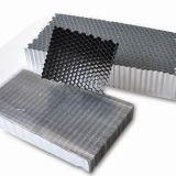 Âme en nid d'abeilles en aluminium de Micro-Ouverture (HR515)