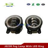 (J023R) lámpara de la niebla de 4inch 30W LED para el Wrangler Jk 2007~2015 del jeep