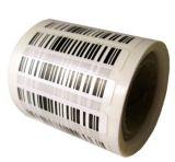 Escrituras de la etiqueta de encargo de la insignia del código de barras para las piezas de automóvil