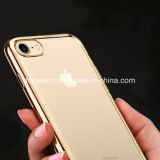 iPhone 7 аргументы за телефона нового прибытия Electroplated TPU мягкое