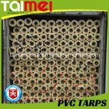 PVC 방수포 Rolls UV 취급된 500GSM-1000GSM