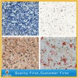 Cor pura da alta qualidade/lajes da pedra quartzo dos Sparkles/produtor artificiais de quartzo