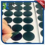 Le double vert de mousse de PE de noir de doublure a dégrossi bande
