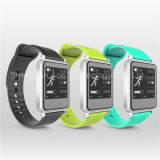 4.0低負荷の消費、LCD表示が付いている健康の中心レートのモニタのスマートな腕時計