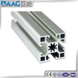 Profil en aluminium d'extrusion de fente de T
